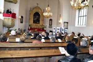 Evangelischer Gottesdienst und Fotoausstellung in Reschitza (Foto: Dipl. Ing. Dan Stănescu)